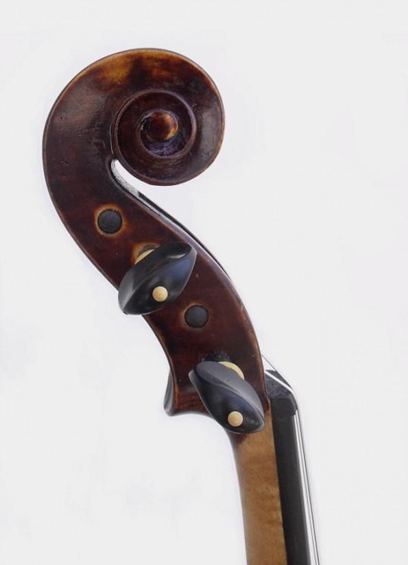 Violon Unique Le Cavalier Noir