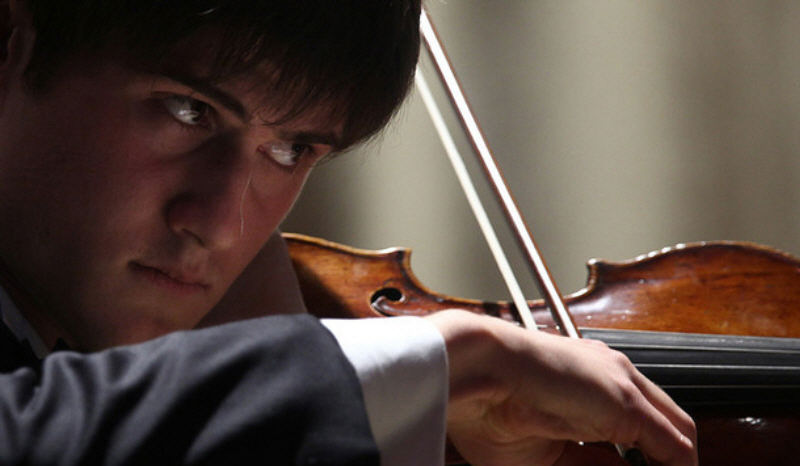 Nigel Armstrong violoniste