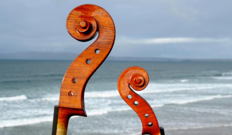 Sonate pour violon et violoncelle de Ravel