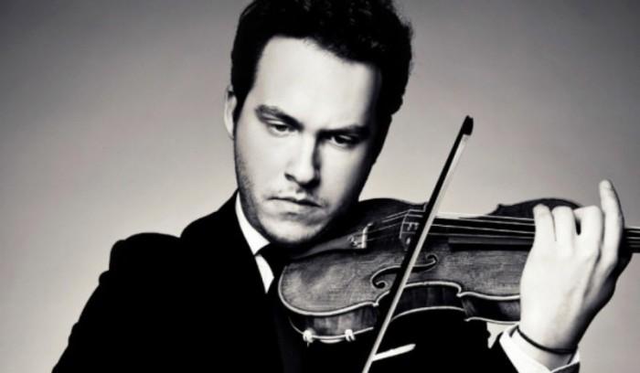 Violoniste Giora Schmidt