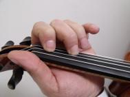 Accords au violon 3