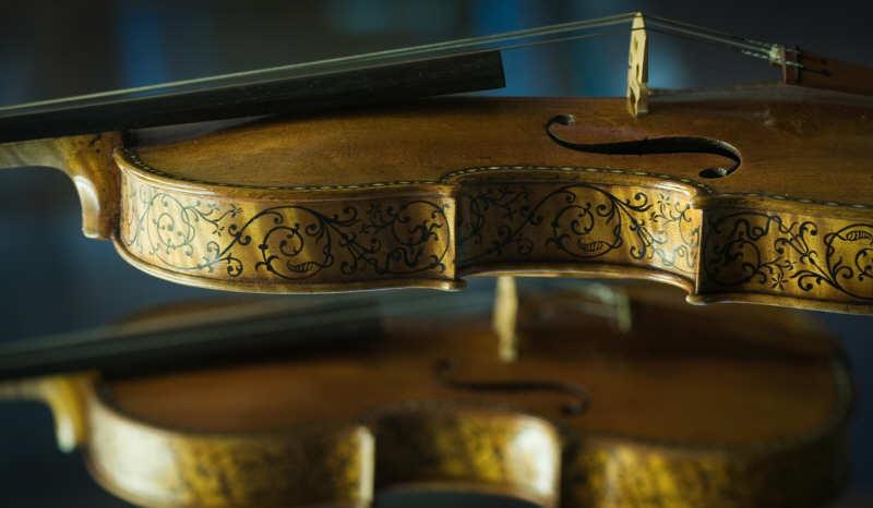 violon baroque et violon classique