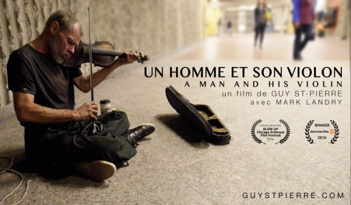 Un homme et son violon documentaire