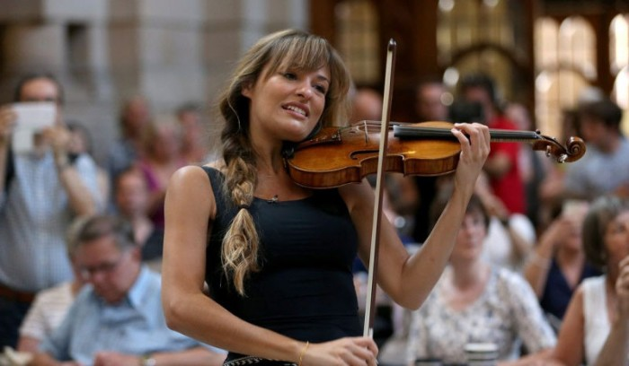 Nicola Benedetti violoniste écossaise