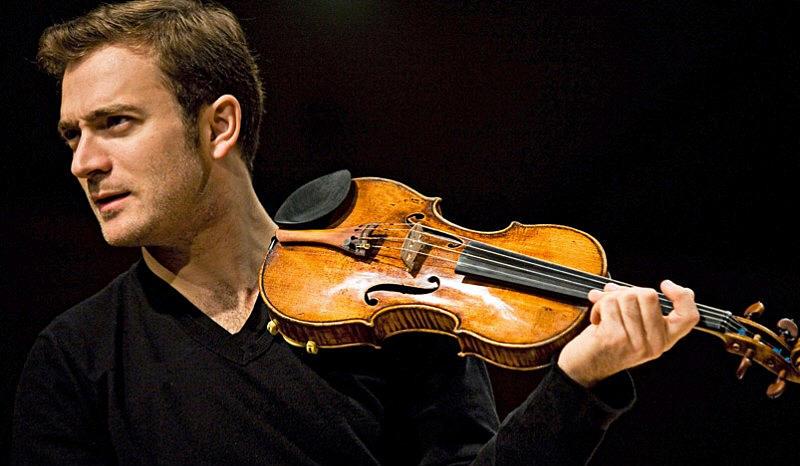 Renaud Capuçon violoniste français