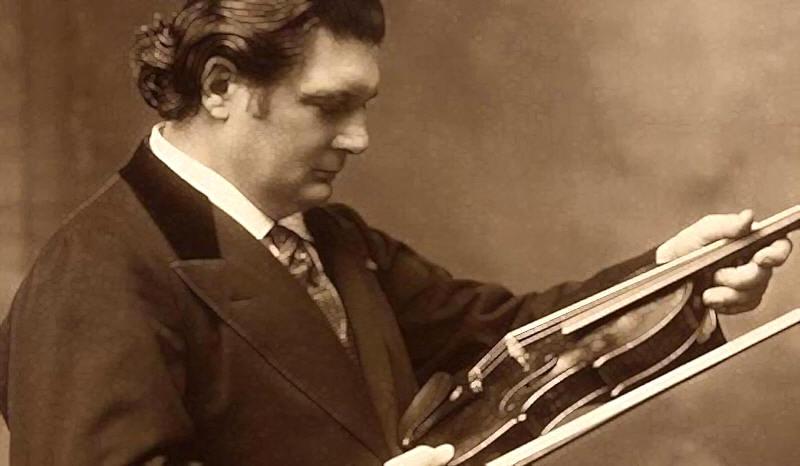 Eugène Ysaÿe Violoniste