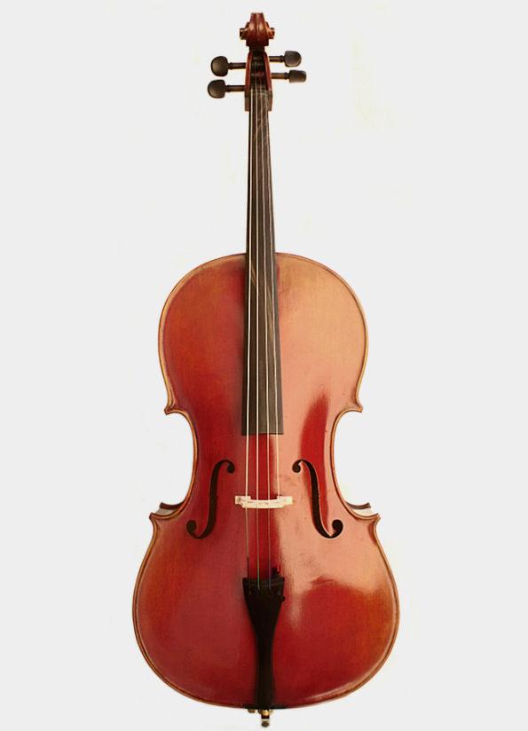 Violoncelle Unique Airain
