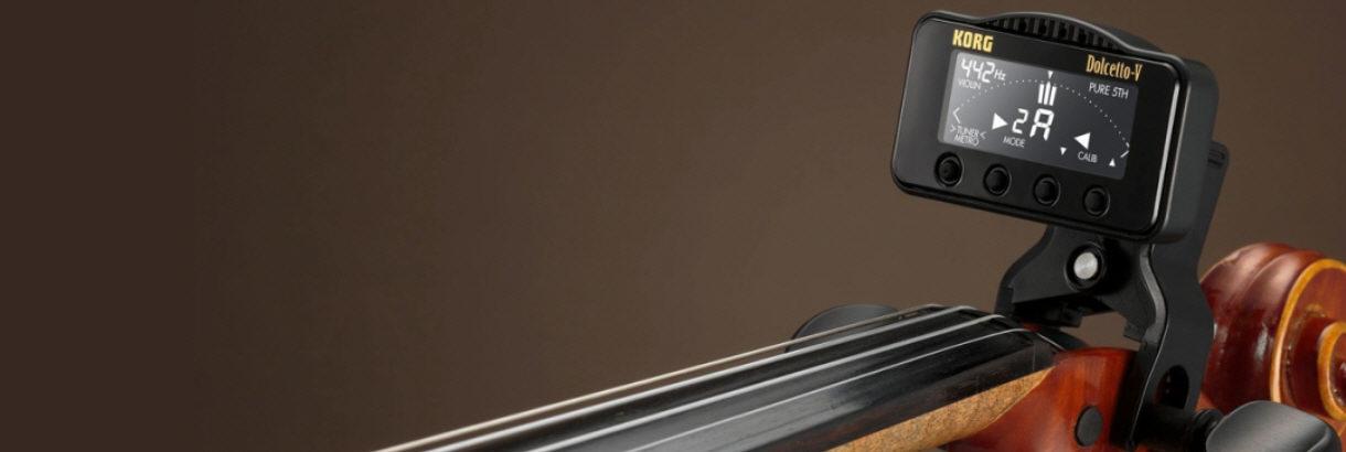 Accordeurs pour violon