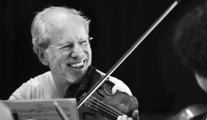 Violinista Gidon Kremer