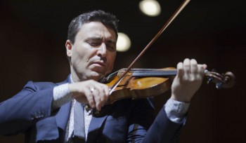 Violinista Maxim Vengerov
