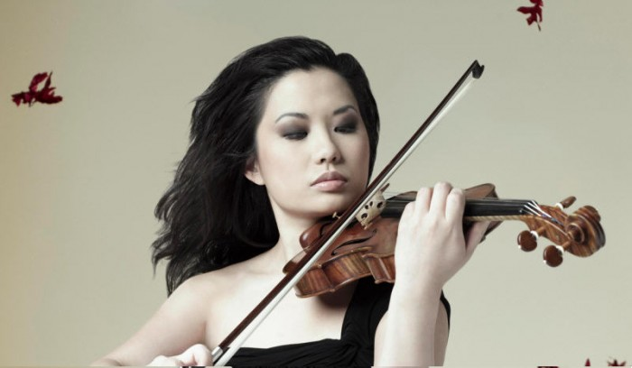 Sarah Chang violoniste