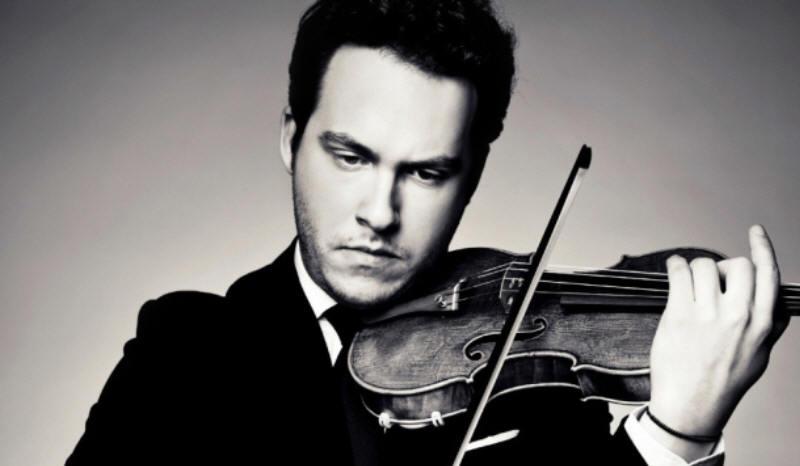 giora schmidt violinist