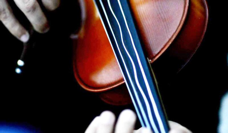 la physique et le violon