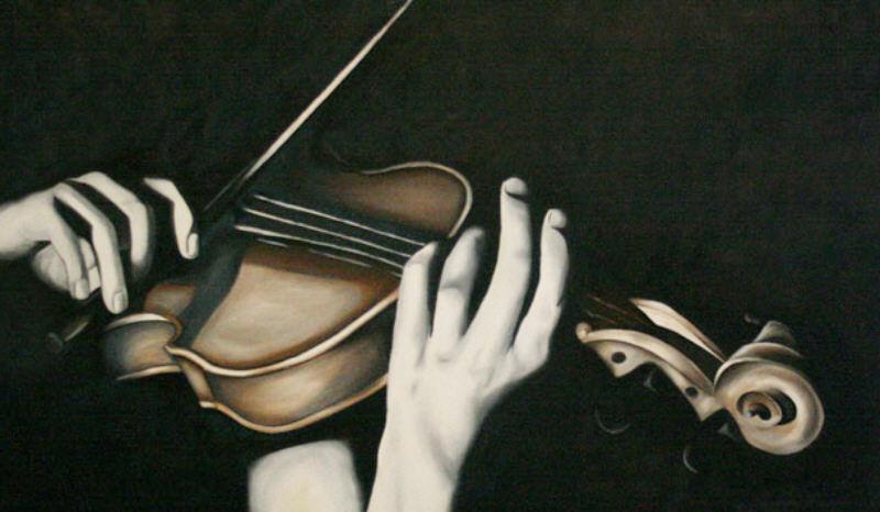 progresser au violon