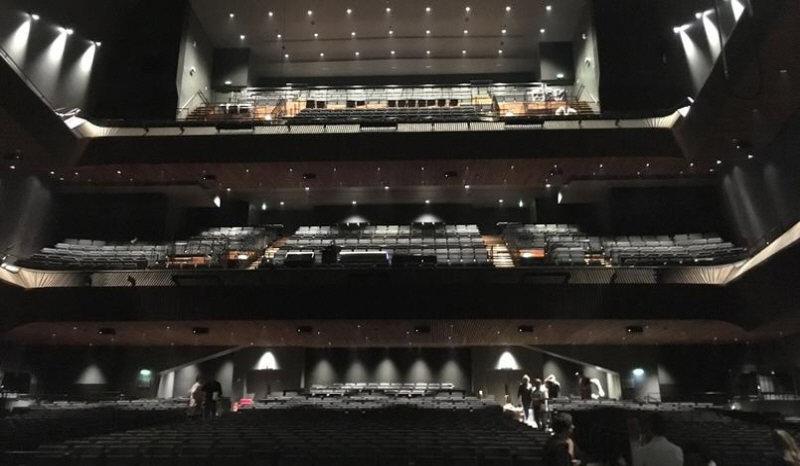 Nouvelle salle Pleyel