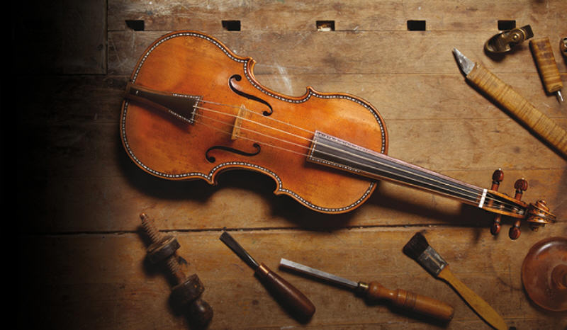 Le secret de Stradivarius