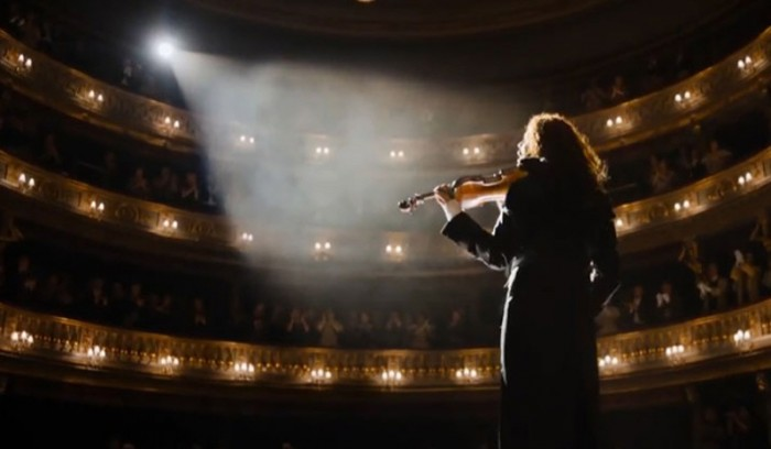 Ser violinista solista