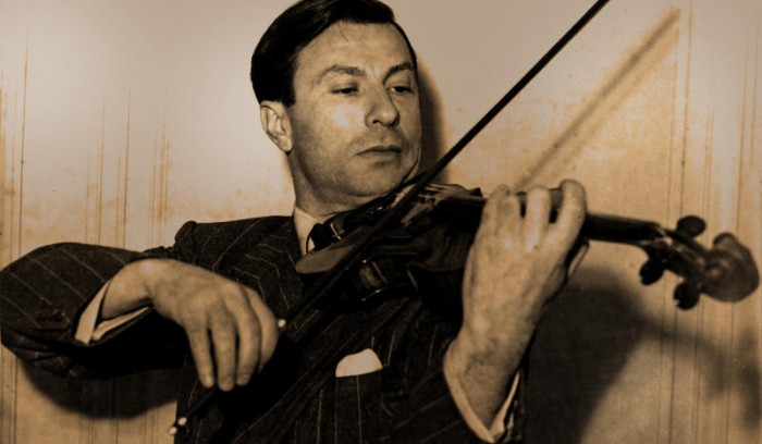Nathan Milstein Violinista