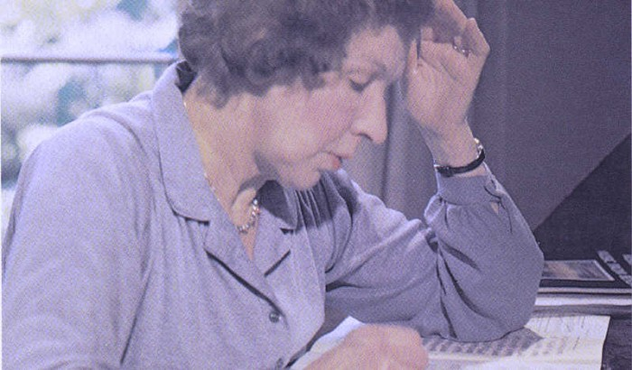 Rosemary Brown, la amiga de los compositores difuntos