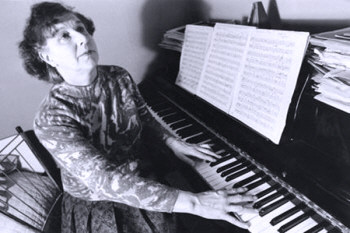 Rosemary Brown, celle qui parlait aux compositeurs défunts